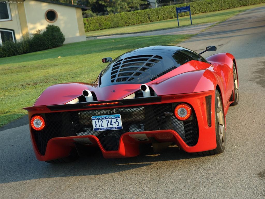 10 chiec Ferrari hiem nhat the gioi danh cho ty phu hinh anh 6