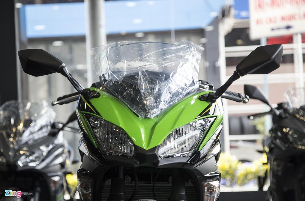 gia Kawasaki Ninja 650 tai Viet Nam anh 13