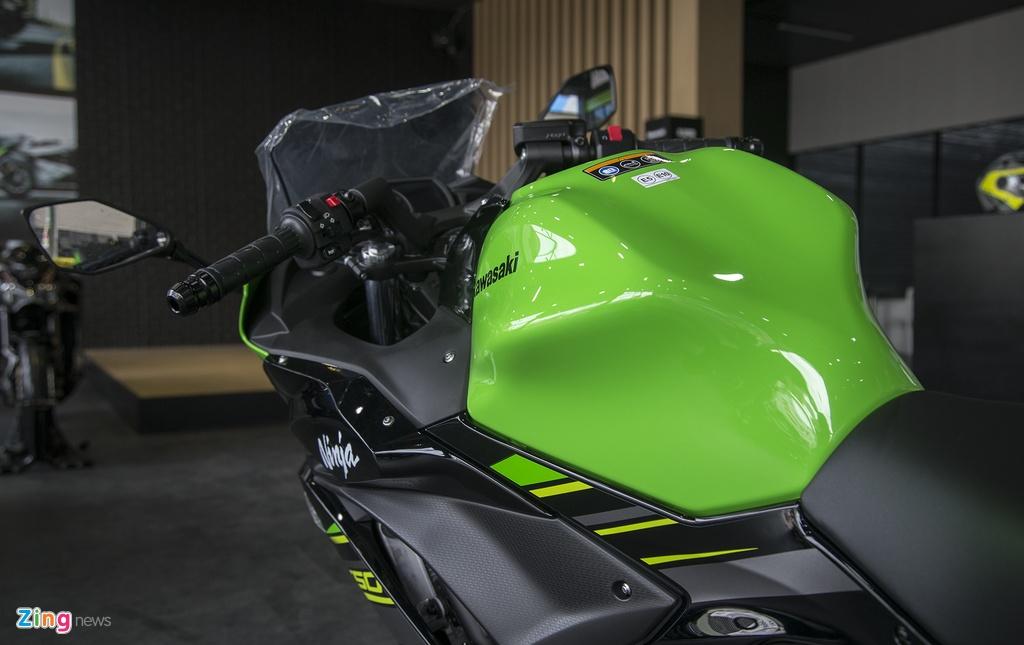 gia Kawasaki Ninja 650 tai Viet Nam anh 4