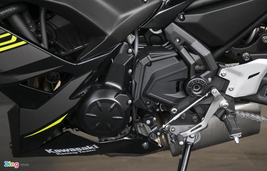 gia Kawasaki Ninja 650 tai Viet Nam anh 11
