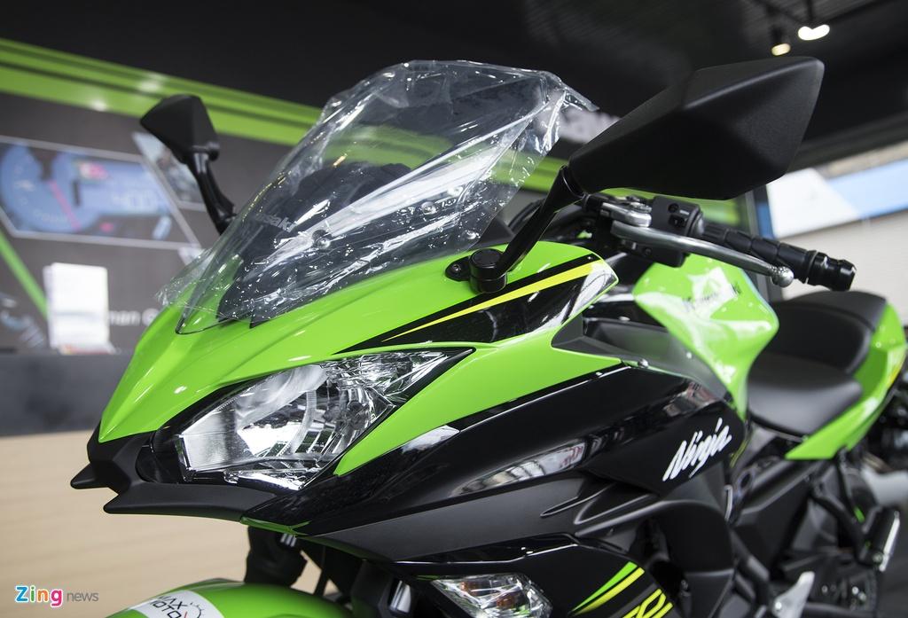 gia Kawasaki Ninja 650 tai Viet Nam anh 2