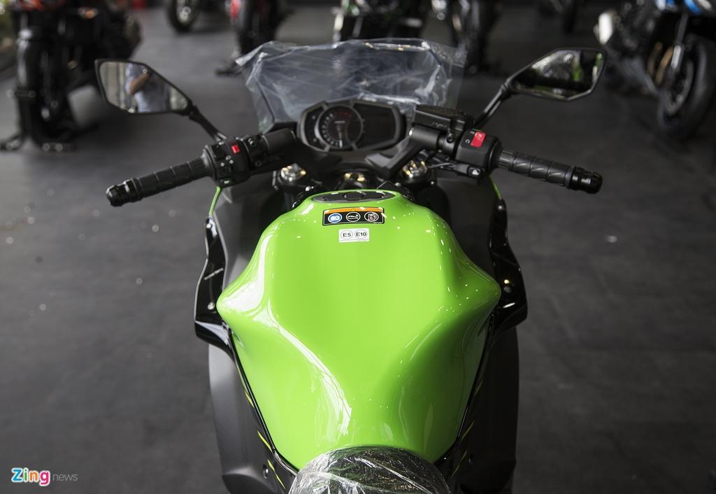 gia Kawasaki Ninja 650 tai Viet Nam anh 10