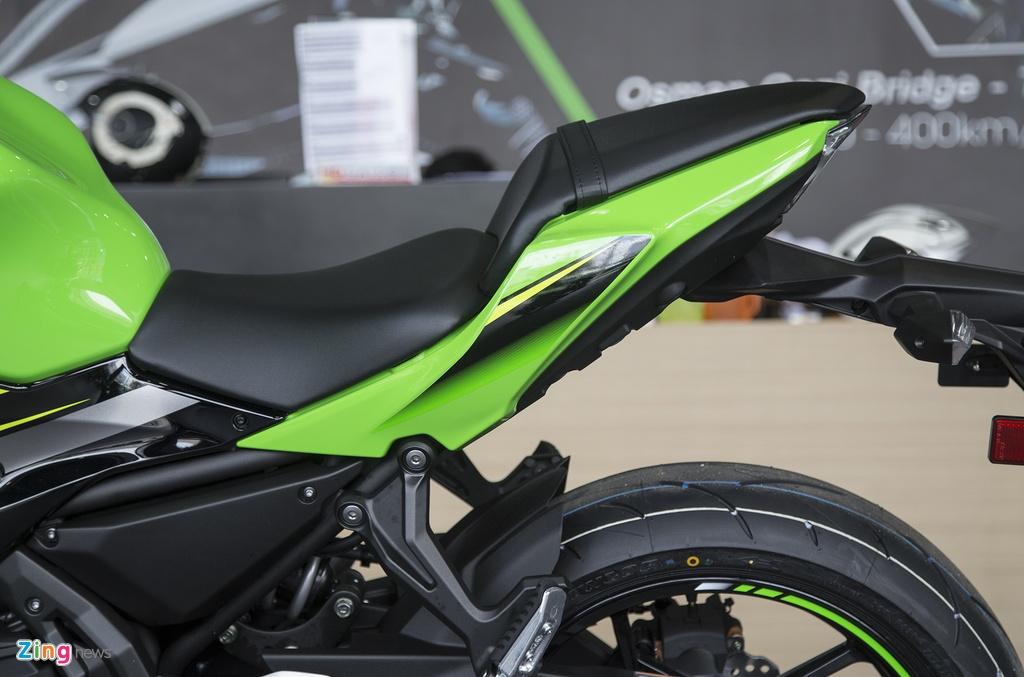 gia Kawasaki Ninja 650 tai Viet Nam anh 9