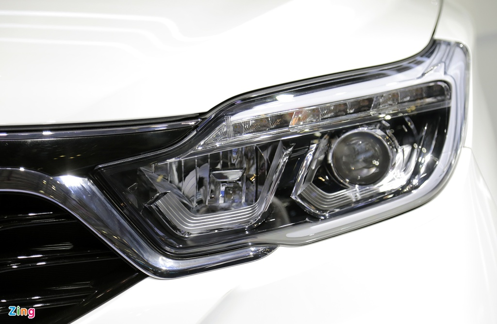 Chi tiet Ssangyong G4 Rexton - ke thach thuc Toyota Fortuner tai VN hinh anh 13