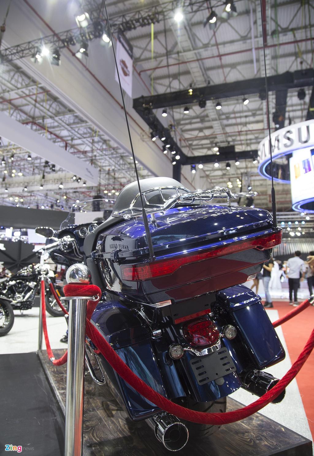 Harley-Davidson ban dac biet dat nhat Viet Nam gia 2,3 ty dong hinh anh 10