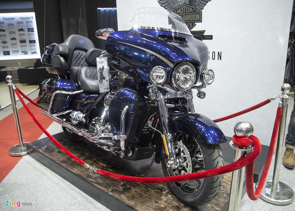 Harley-Davidson ban dac biet dat nhat Viet Nam gia 2,3 ty dong hinh anh 2