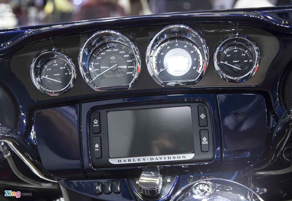 Harley-Davidson ban dac biet dat nhat Viet Nam gia 2,3 ty dong hinh anh 8
