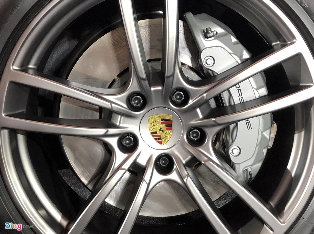 Chi tiet Porsche Cayenne S gia gan 5,5 ty dong tai Viet Nam hinh anh 7