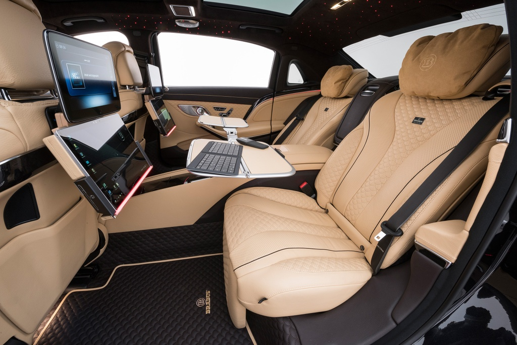 Brabus Mercedes Maybach S650 anh 9