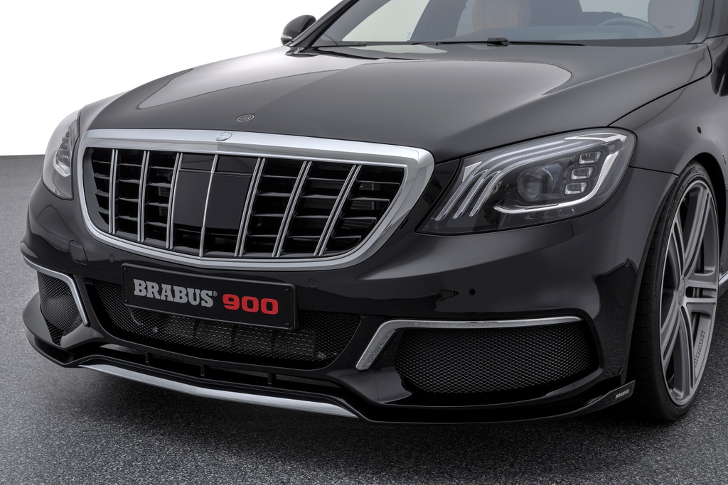 Brabus Mercedes Maybach S650 anh 7