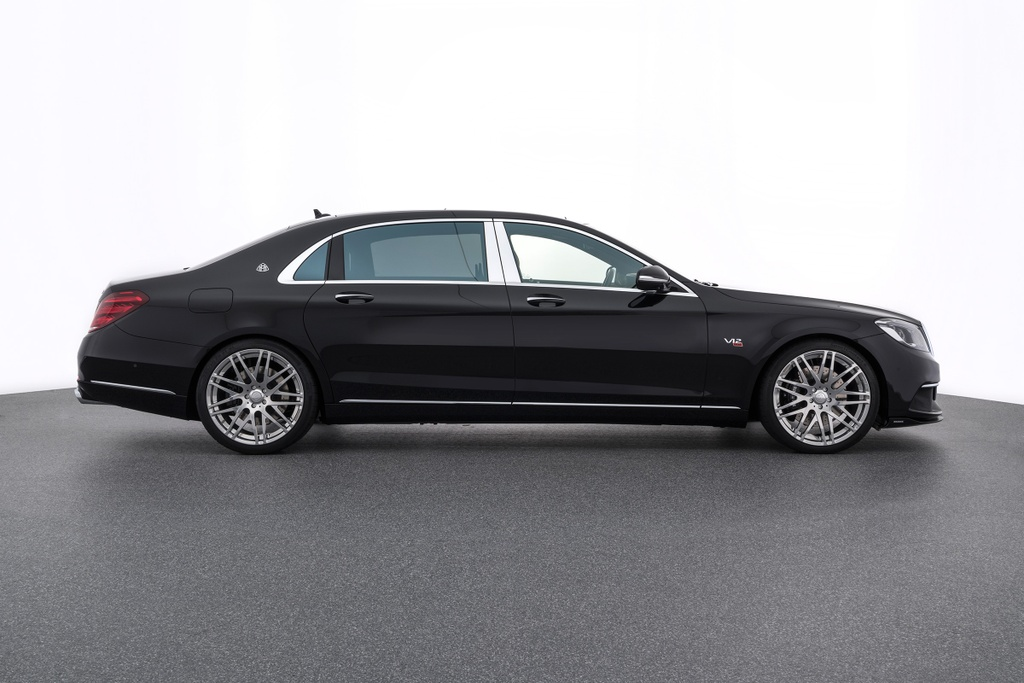 Brabus Mercedes Maybach S650 anh 2