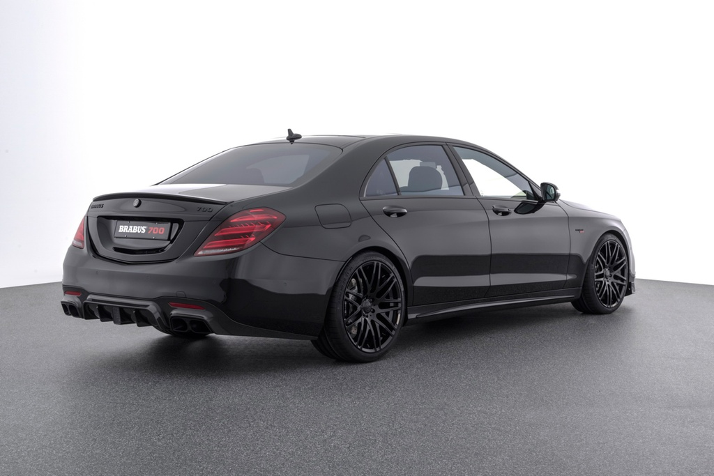 Brabus Mercedes Maybach S650 anh 3