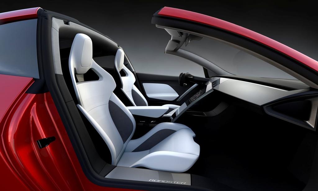 9 dieu bien Tesla Roadster thanh 'iPhone X' cua lang xe hoi hinh anh 6