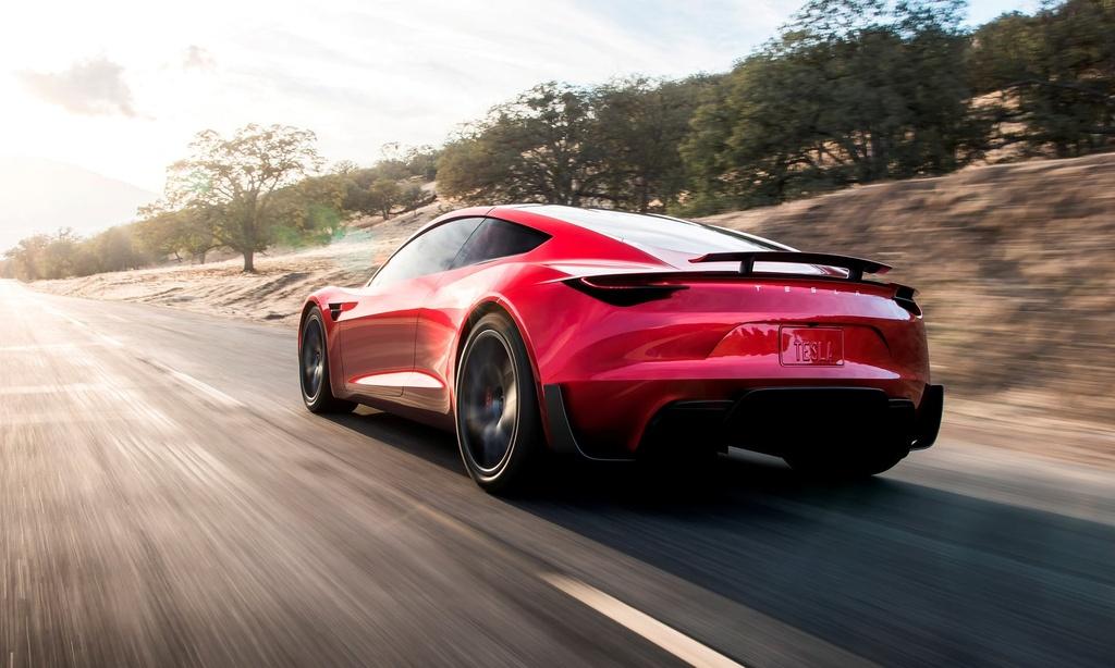 9 dieu bien Tesla Roadster thanh 'iPhone X' cua lang xe hoi hinh anh 3