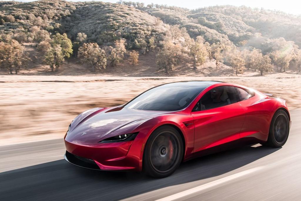 9 dieu bien Tesla Roadster thanh 'iPhone X' cua lang xe hoi hinh anh 5