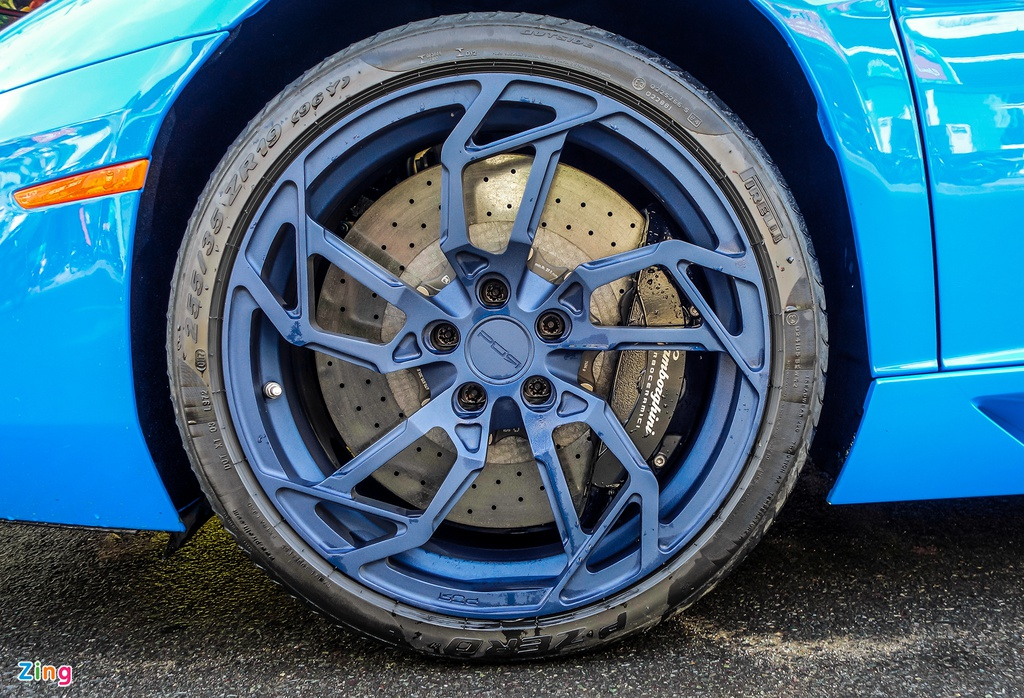 Lamborghini Aventador Sai Gon anh 5