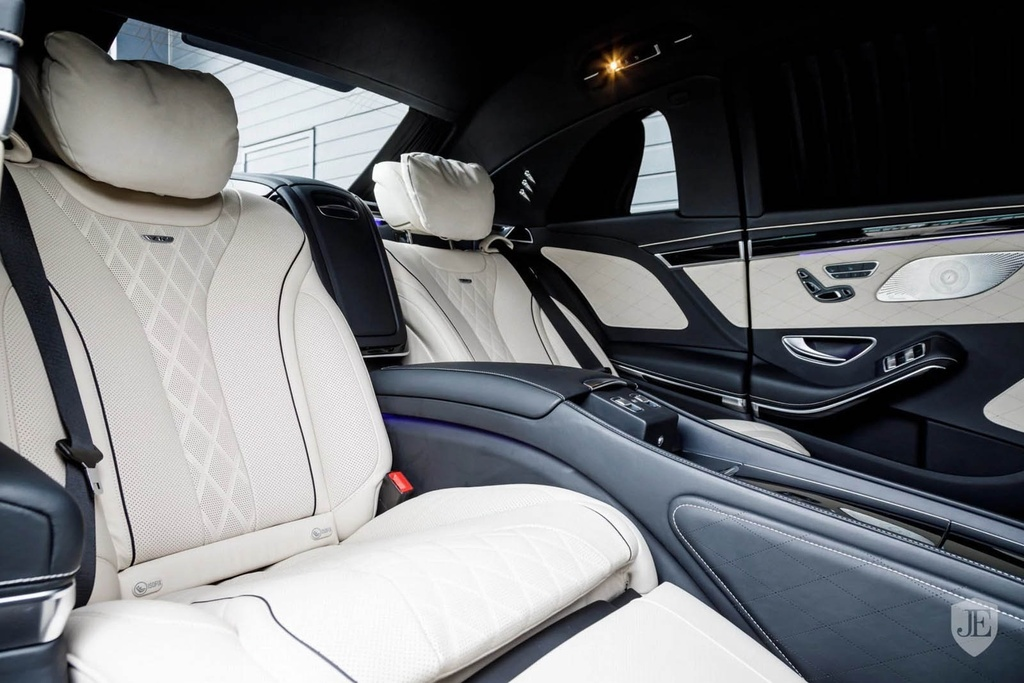Mercedes-Maybach S600 Pullman anh 5