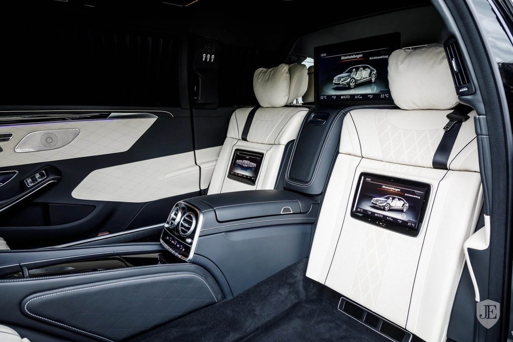 Mercedes-Maybach S600 Pullman anh 7