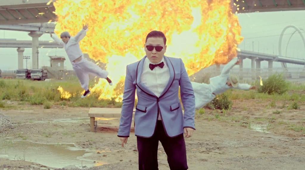 'Gangnam Style' bi 'See You Again' soan ngoi vi ca tu vo nghia? hinh anh 1