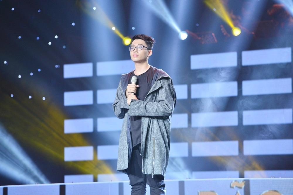 O Plus, Shin Hong Vinh thieu bung no khi thi Sing My Song hinh anh 3