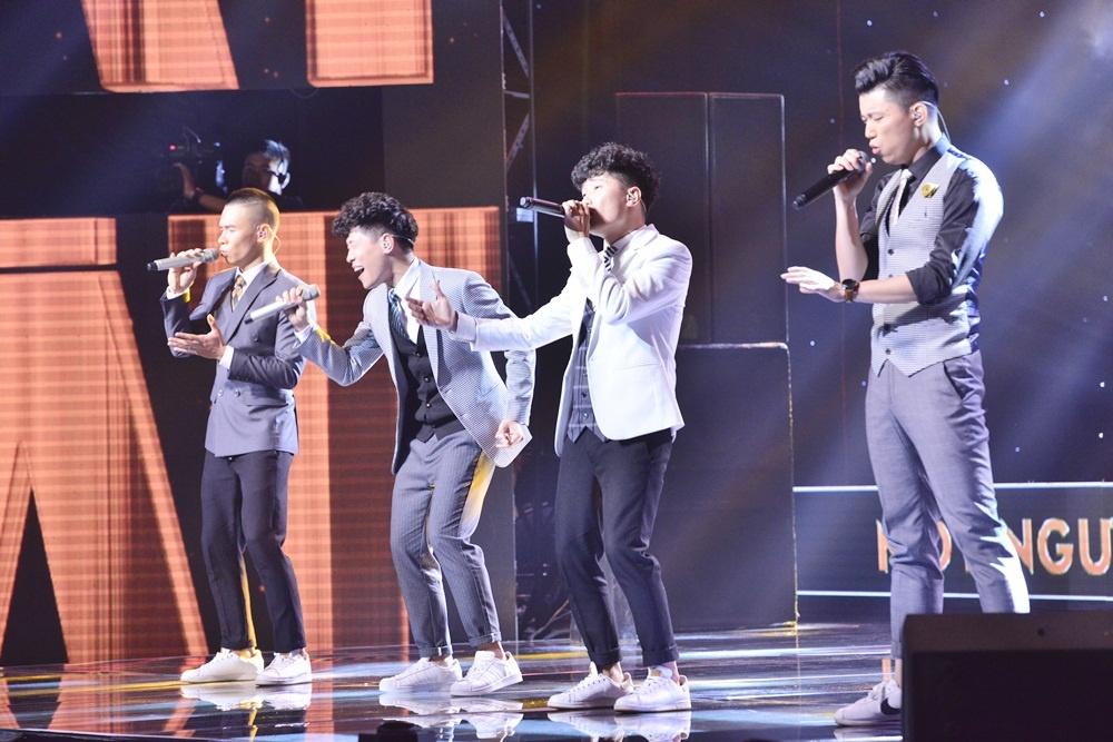 O Plus, Shin Hong Vinh thieu bung no khi thi Sing My Song hinh anh 1