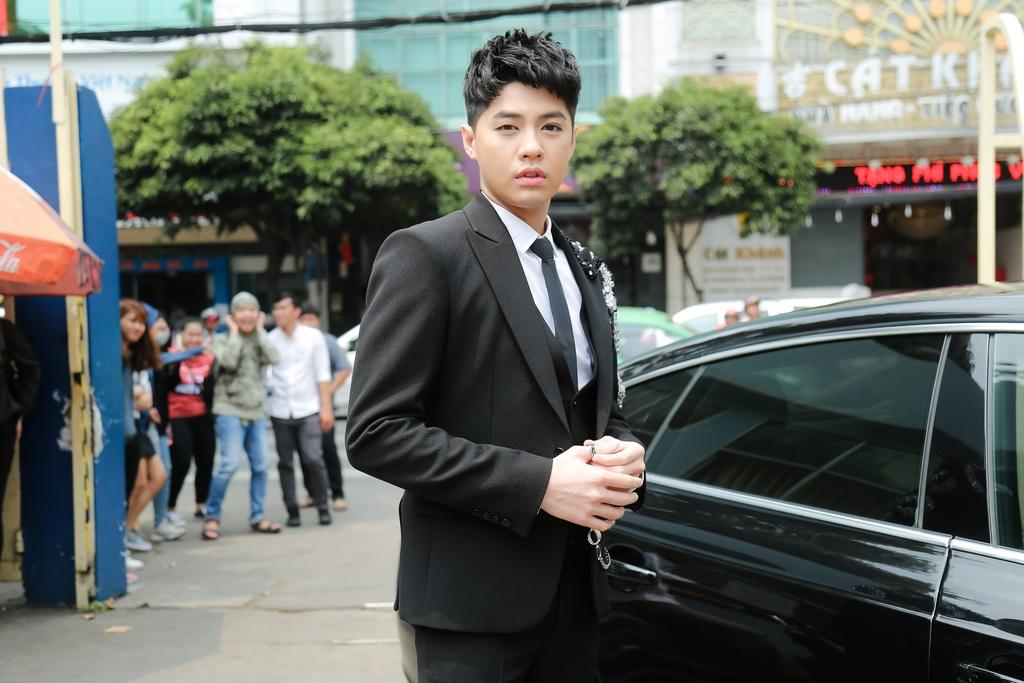 Thu Phuong khoe kieu toc noi loan, Toc Tien mac kin ghi hinh The Voice hinh anh 8