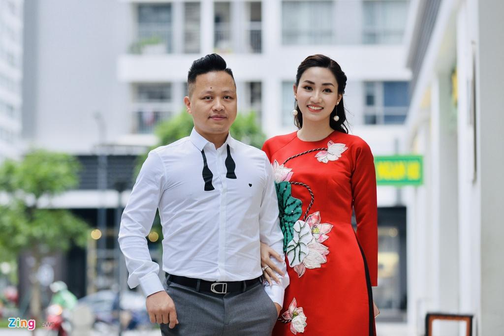 Ban trai CEO lich lam trong le an hoi voi A hau Thanh Tu hinh anh 11