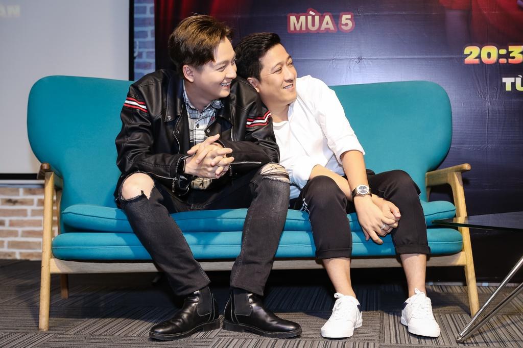Truong Giang lan dau noi ve viec ket hon Nha Phuong: 'Lay vo vui lam' hinh anh 2