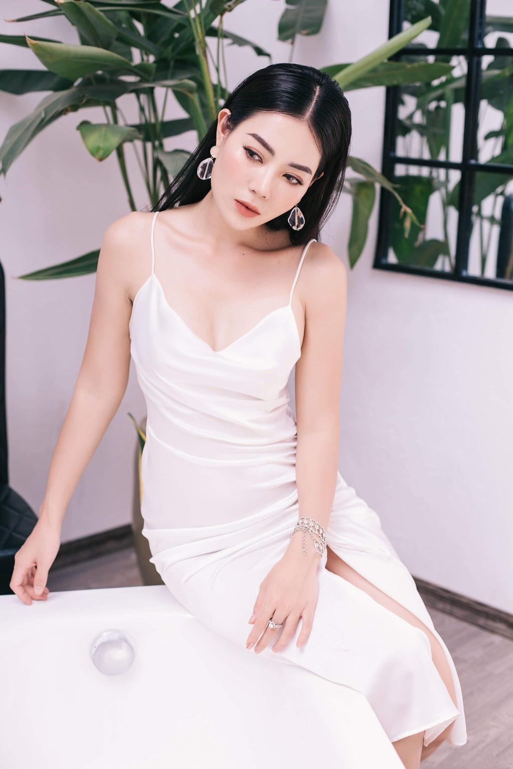 'Lan cave' Thanh Huong: 'Con oa khoc, chong soc khi xem Quynh bup be' hinh anh 4