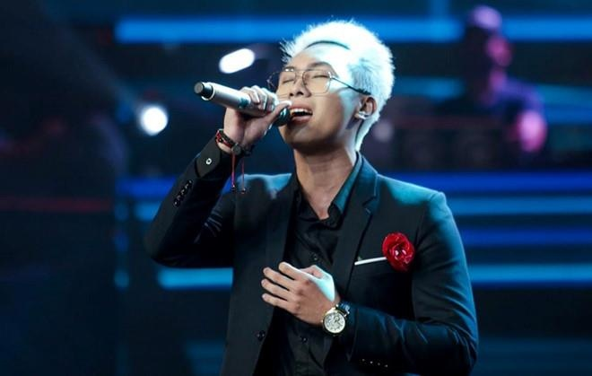chieu tro o The Voice anh 2