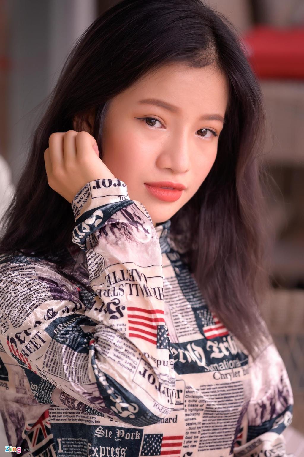 hot girl The Voice Lam bao ngoc anh 1