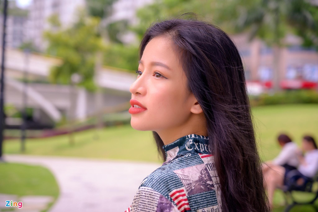 hot girl The Voice Lam bao ngoc anh 6