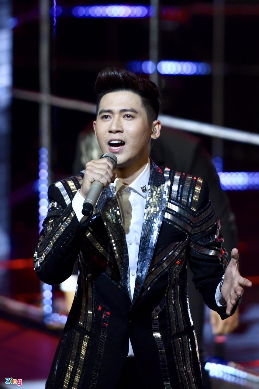 chung ket The Voice anh 5
