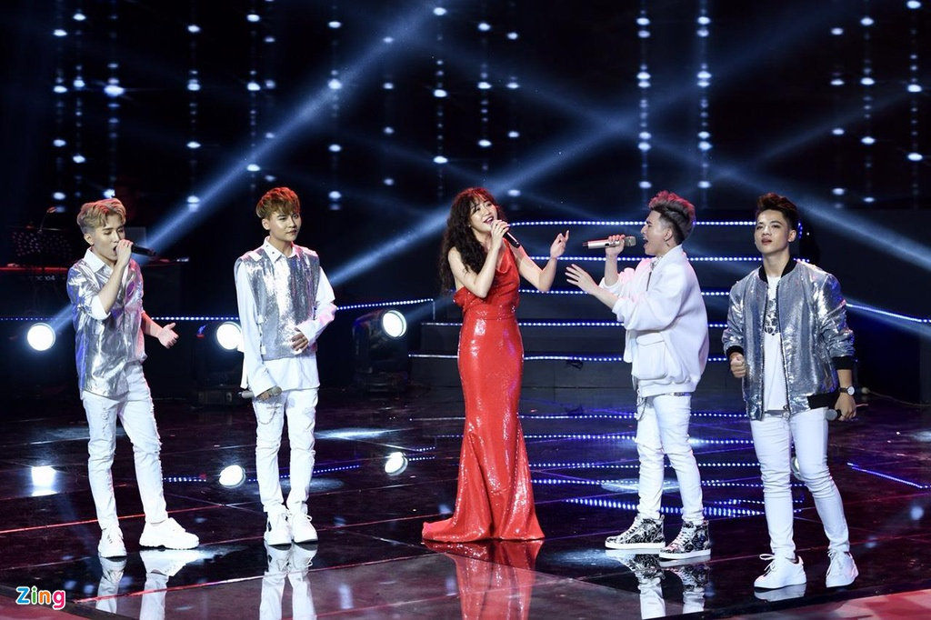chung ket The Voice anh 10
