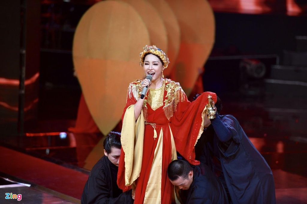 chung ket The Voice anh 7
