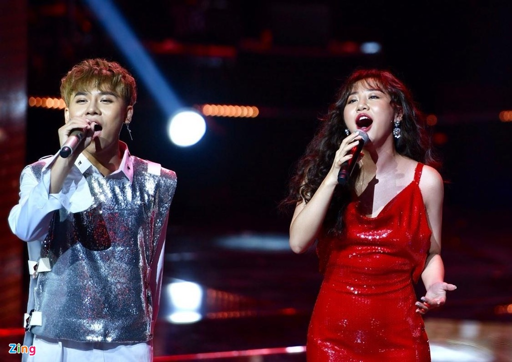 chung ket The Voice anh 11