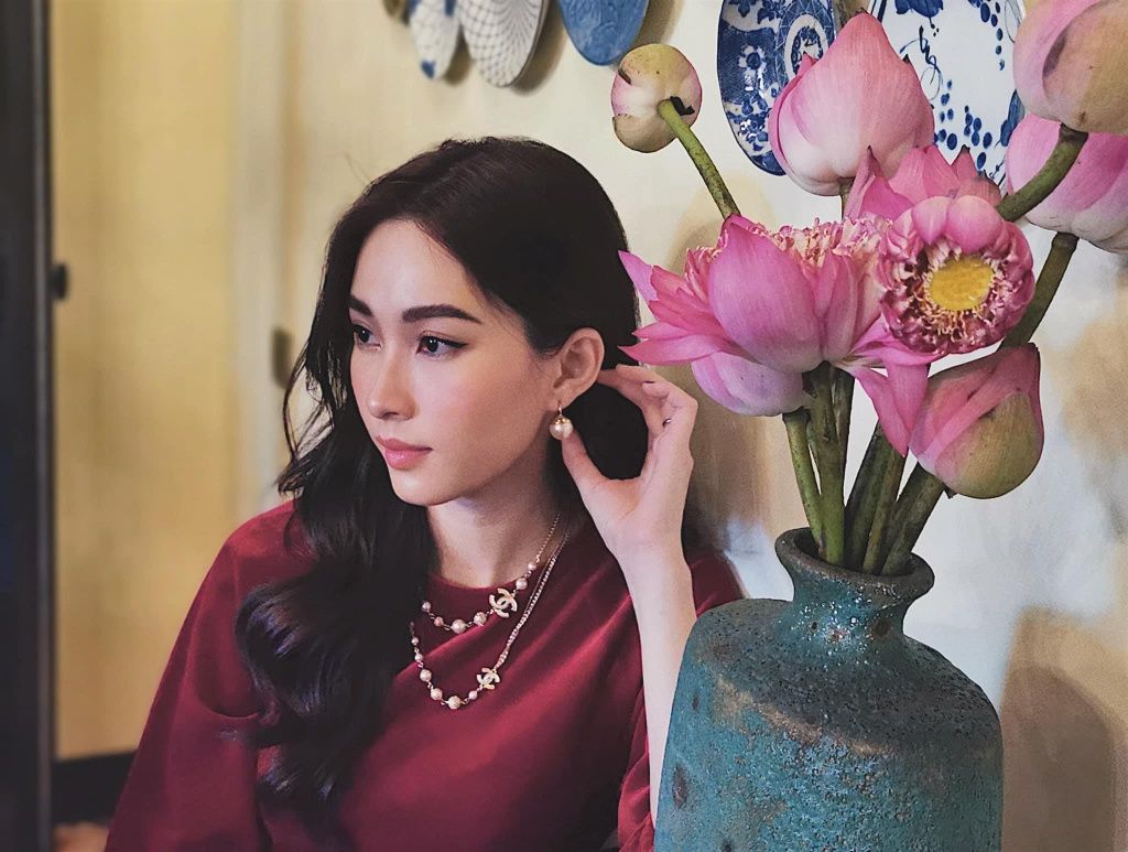 Hoa hau Dang Thu Thao thay doi the nao sau 7 nam dang quang? hinh anh 7