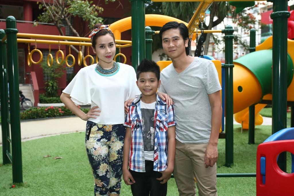 Ba lan Ho Hoai Anh, Luu Huong Giang tao nen quan quan The Voice Kids hinh anh 3
