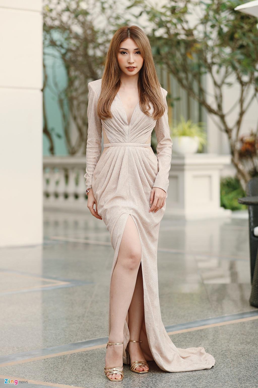 Nha Phuong va dan sao mac goi cam du cuoi Dong Nhi, Ong Cao Thang hinh anh 11