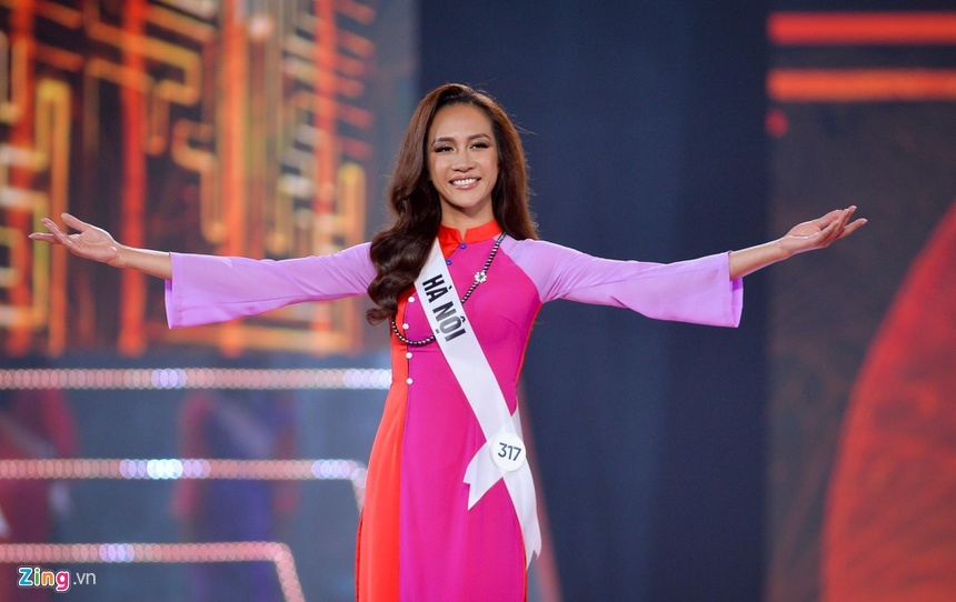 'Ky luc' so do ba vong cua thi sinh Hoa hau Hoan vu Viet Nam 2019 hinh anh 1