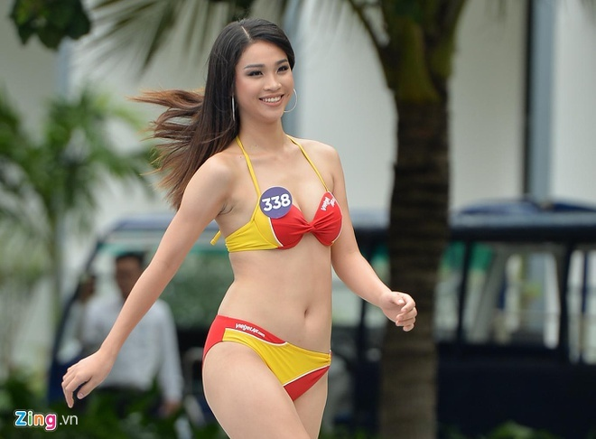 'Ky luc' so do ba vong cua thi sinh Hoa hau Hoan vu Viet Nam 2019 hinh anh 11