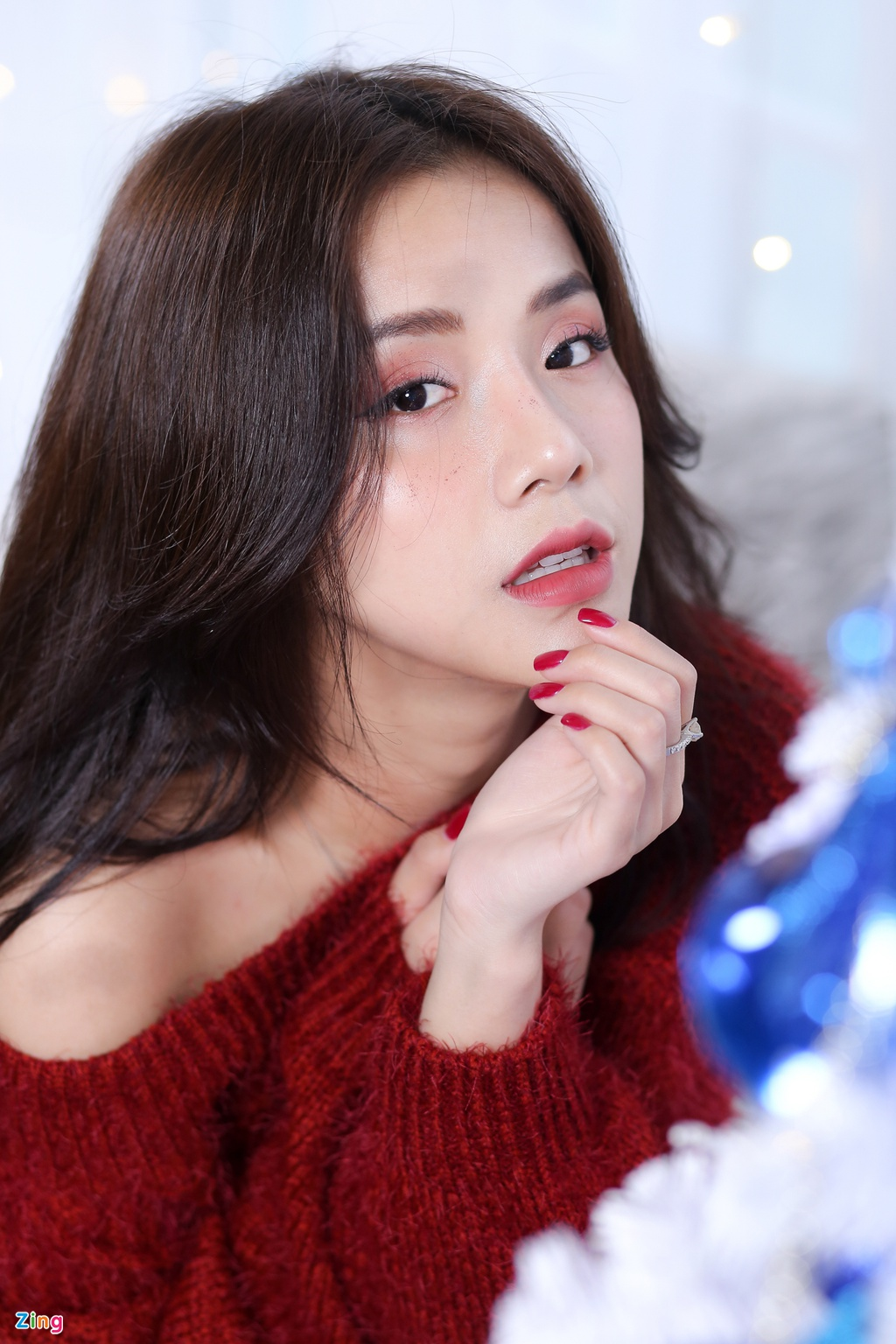 hot girl Thuong Vo anh 2