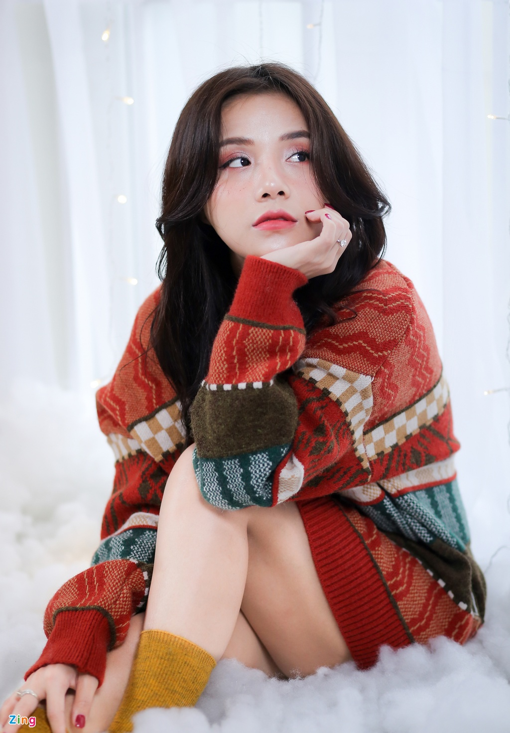 hot girl Thuong Vo anh 6