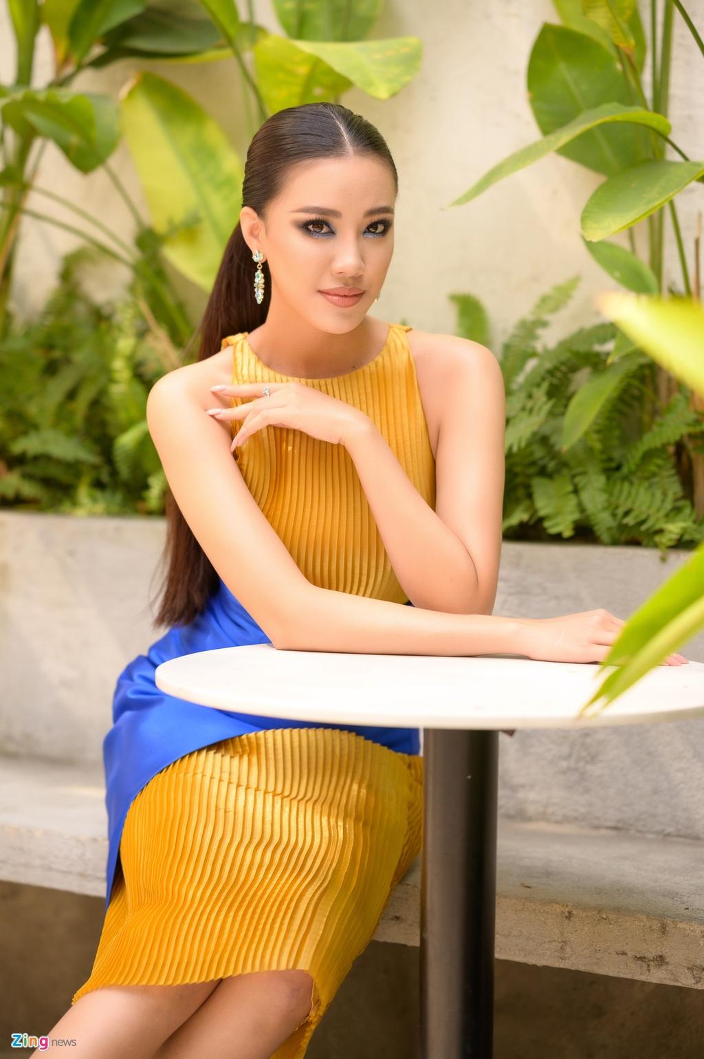 A hau Kim Duyen: 'Ba me toi van day tu 3h sang ban com binh dan' hinh anh 8 kimduyen5_zing.jpg