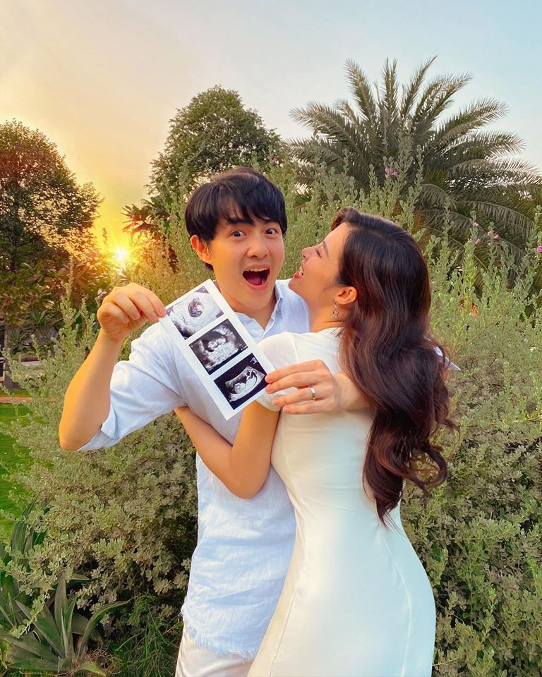 Dong Nhi mang thai anh 1