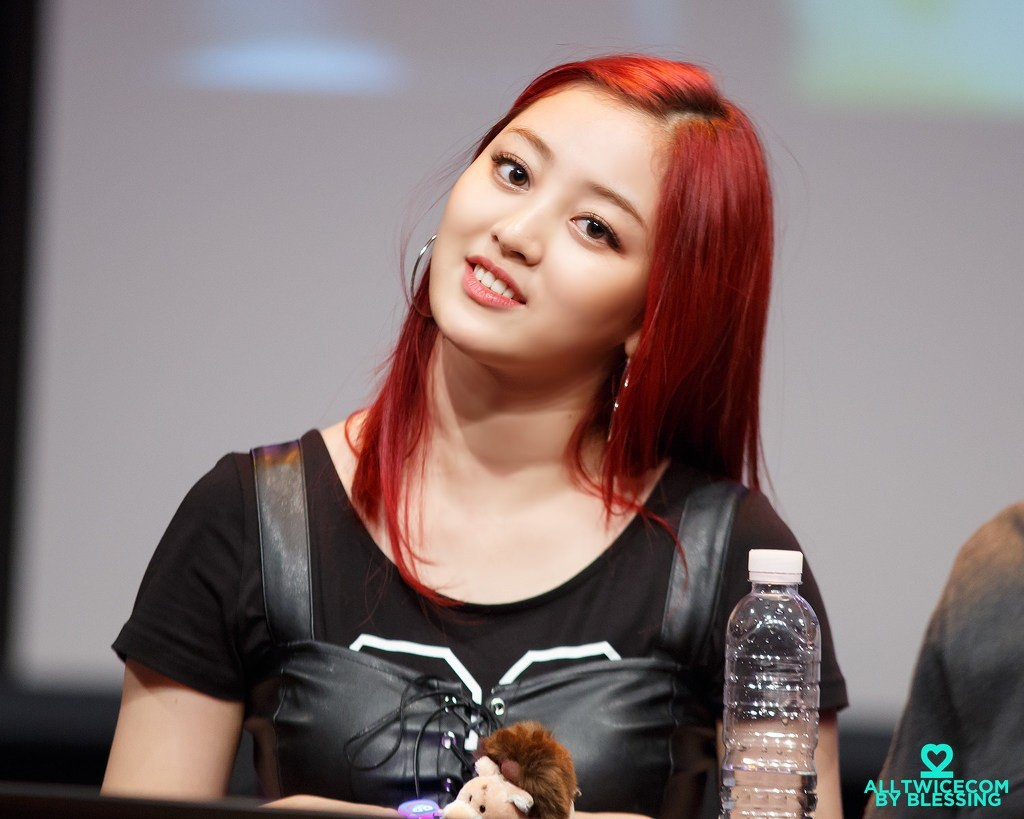 Hanh trinh lot xac ngoai hinh cua Ji Hyo (TWICE) hinh anh 5 jihyo_twice_3.jpg