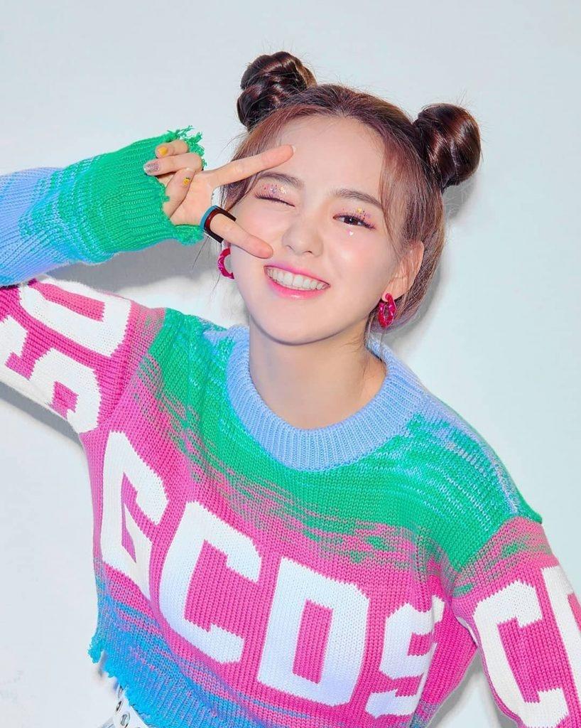 NiziU cua JYP anh 8
