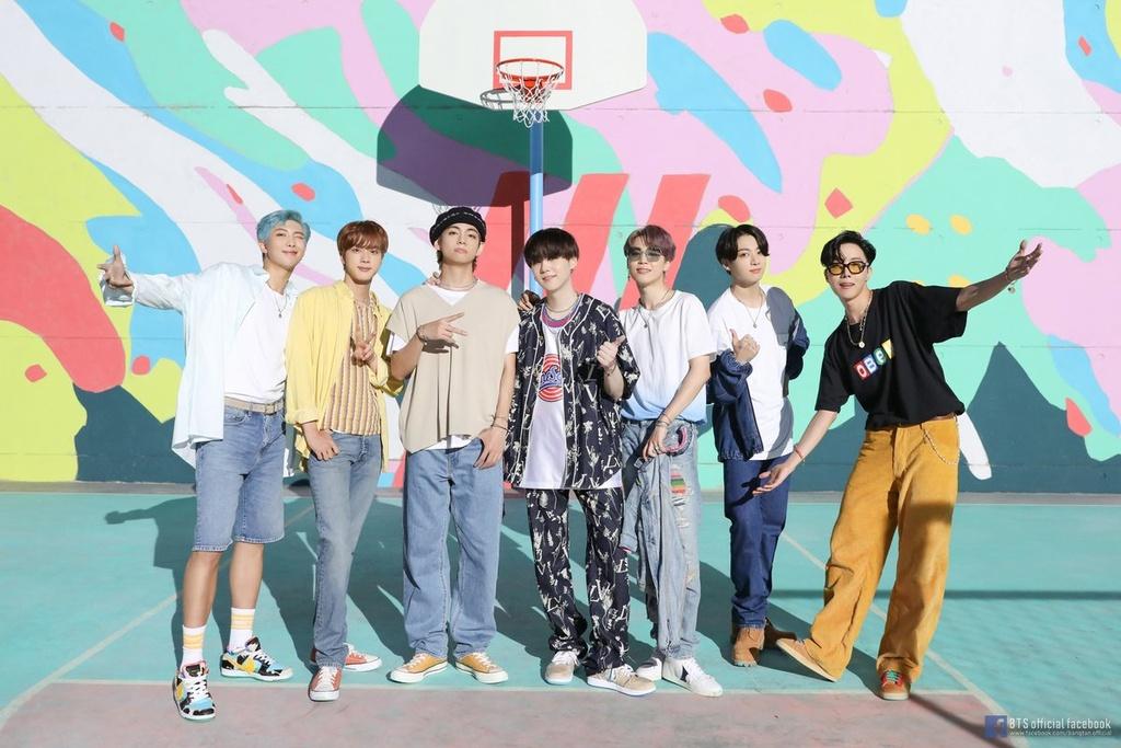 BTS dung dau Billboard Hot 100 anh 1