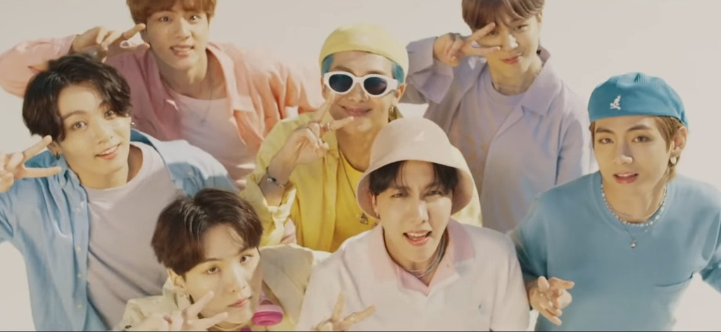 BTS dung dau Billboard Hot 100 anh 2