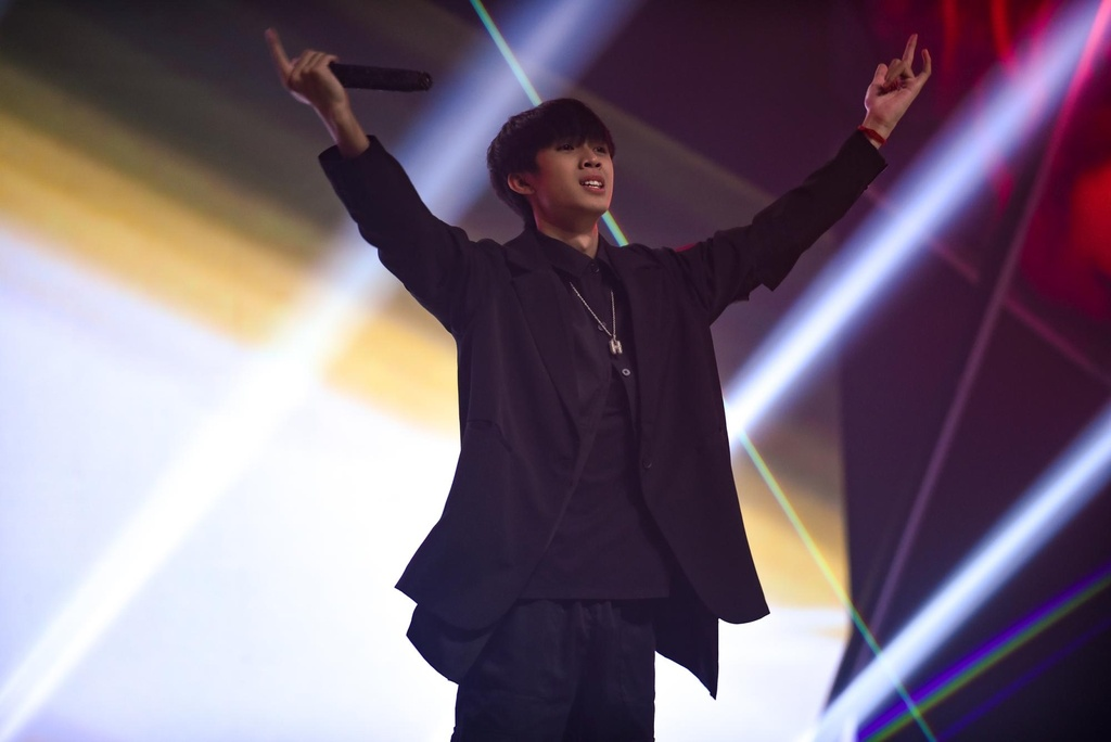 King of Rap tap 6 anh 3